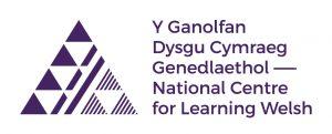 Logo_Porffor_RGB Centre for Learning Welsh